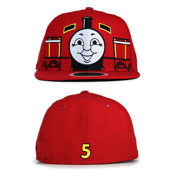20539858149 Thomas the Tank Engine cap kids new gills locomotive Thomas boy newera hat  ポンキッキ train character baseball cap NEWERA cap THOMAS   FRIENDS child kids  ...