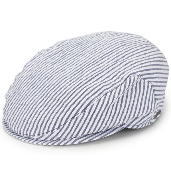 ハンチング 父の日 メッシュ WIGENS 62cm メンズ 帽子 大きいサイズ 春夏 ライニング メッシュ ヴィゲン ハンチング帽 ストライプ IVY SLIM CAP インポート ハット 縞柄 帽子 58cm 60cm 62cm 64cm 紺 ネイビー[ ivy cap ]プレゼント 男性 父の日, グラスロードカンパニー:7d47c9df --- kutter.pl