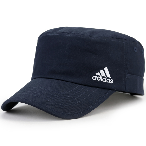 The summer summer cap dark blue navy [cadet cap] Father's Day gift present  that cap men sports Adidas work cap hat adidas cap adjustable size twill