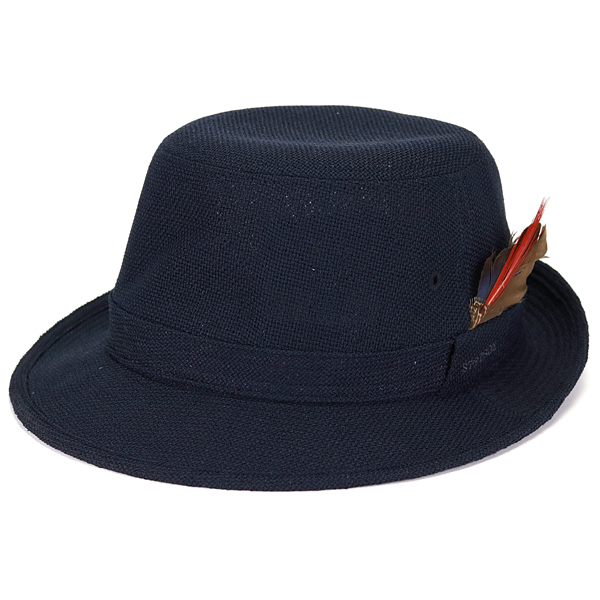 38ca8453b23 It is the dark blue navy  alpine hat  stetson hat mail order man birthday  ...
