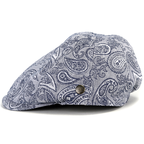 ... It is a gift present in product made in ROYAL STETSON hunting cap hat  paisley jacquard ... e8529b30ec2f