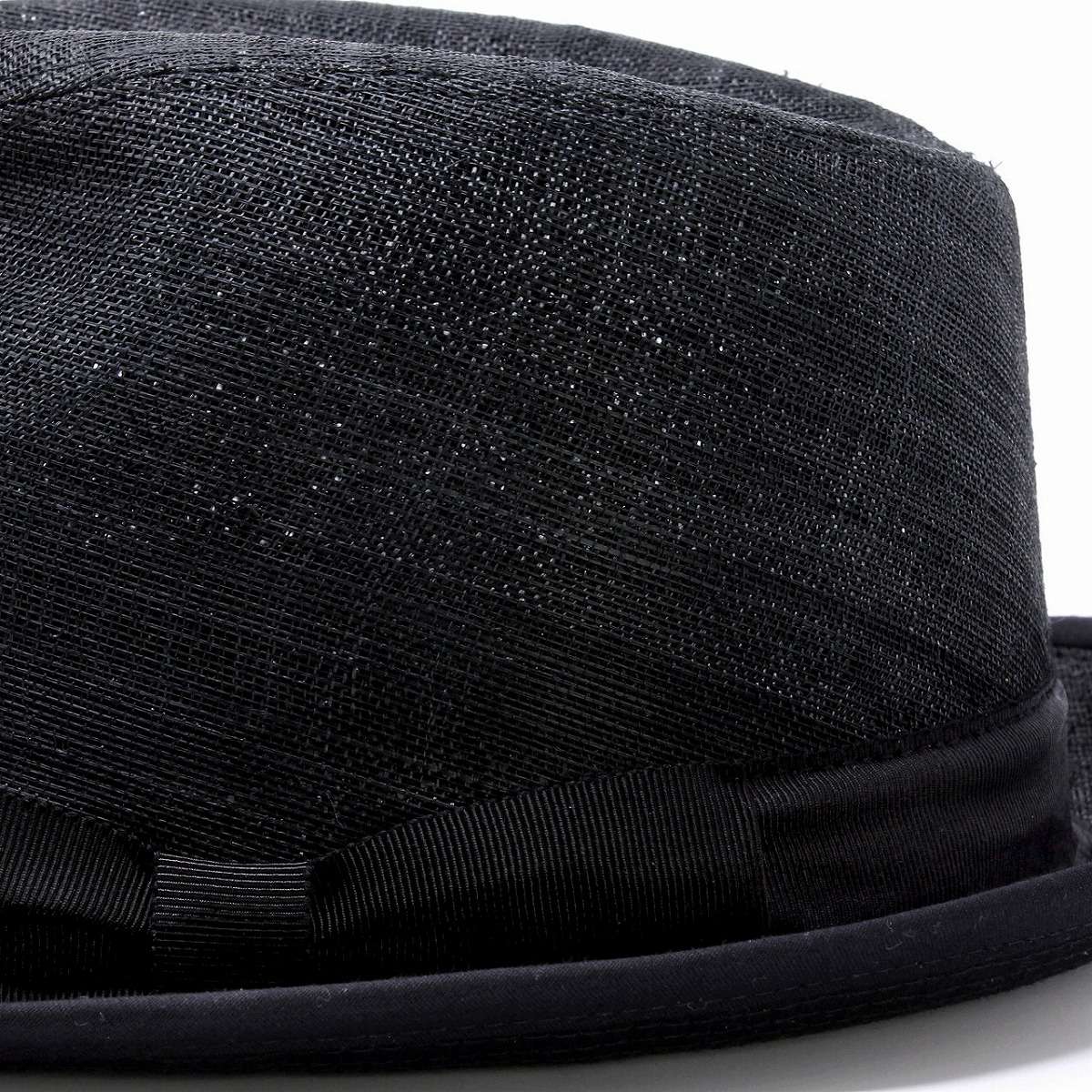 It is a present gift hat on size size adjustment Shin pull plain fabric / black black [fedora] Respect for the Aged Day when MATSUI hat men M L LL 3L that soft felt hat hat China Mai linen soft felt hat gentleman soft cap りぼん is cool in the spring and su