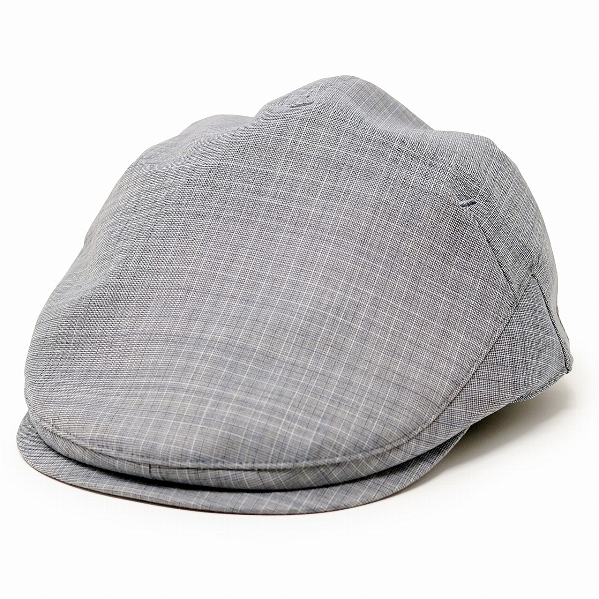 d6090bc4c7e ... It is a gift present in natural fiber Shin pull plain fabric daks  hunting cap hat ...