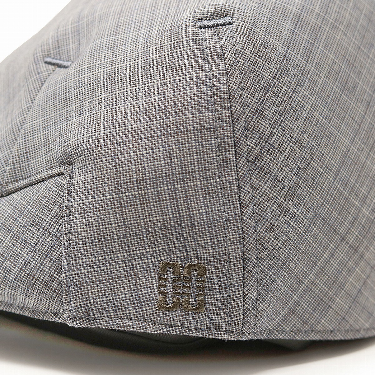 f19dd2ec676 It is a gift present in the size S M L LL hunting cap hat unisex Monaco  hunting cap U.K. brand   gray  ivy cap  Father s Day when Shin pull plain  fabric ...