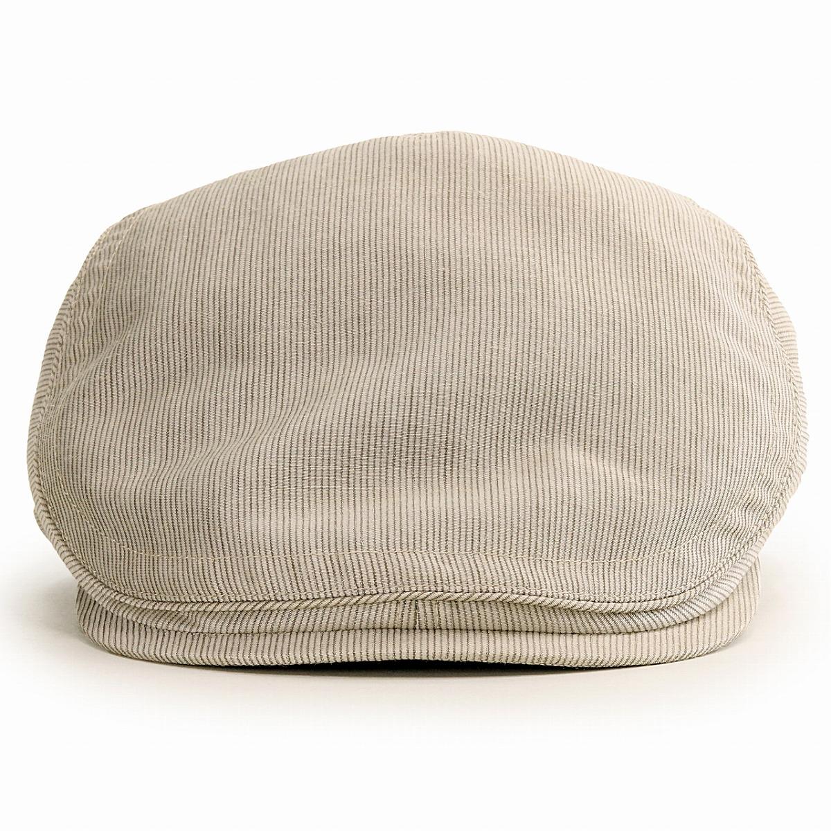 95378d782ad Mila Schon hat stripe Mila Schon hunting cap men S M L LL hunting cap hat  gentleman big size Lamy dobby hemp product made in cool hunting cap hat  Lady s ...