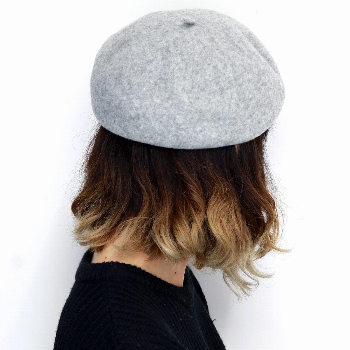 Lady s beret plain fabric felt Basque beret small-sized hat men adjustable  size small shark beret hair beret hat Shin pull unisex fashion autumn  coordinates ... f8d8203f0536