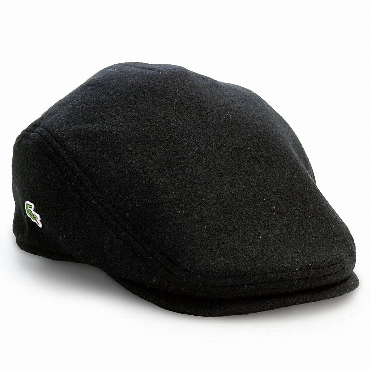 best service 4a2df ffc45 ... Crocodile brand casual clothes black black  ivy cap  gift present made  in hunting cap ...