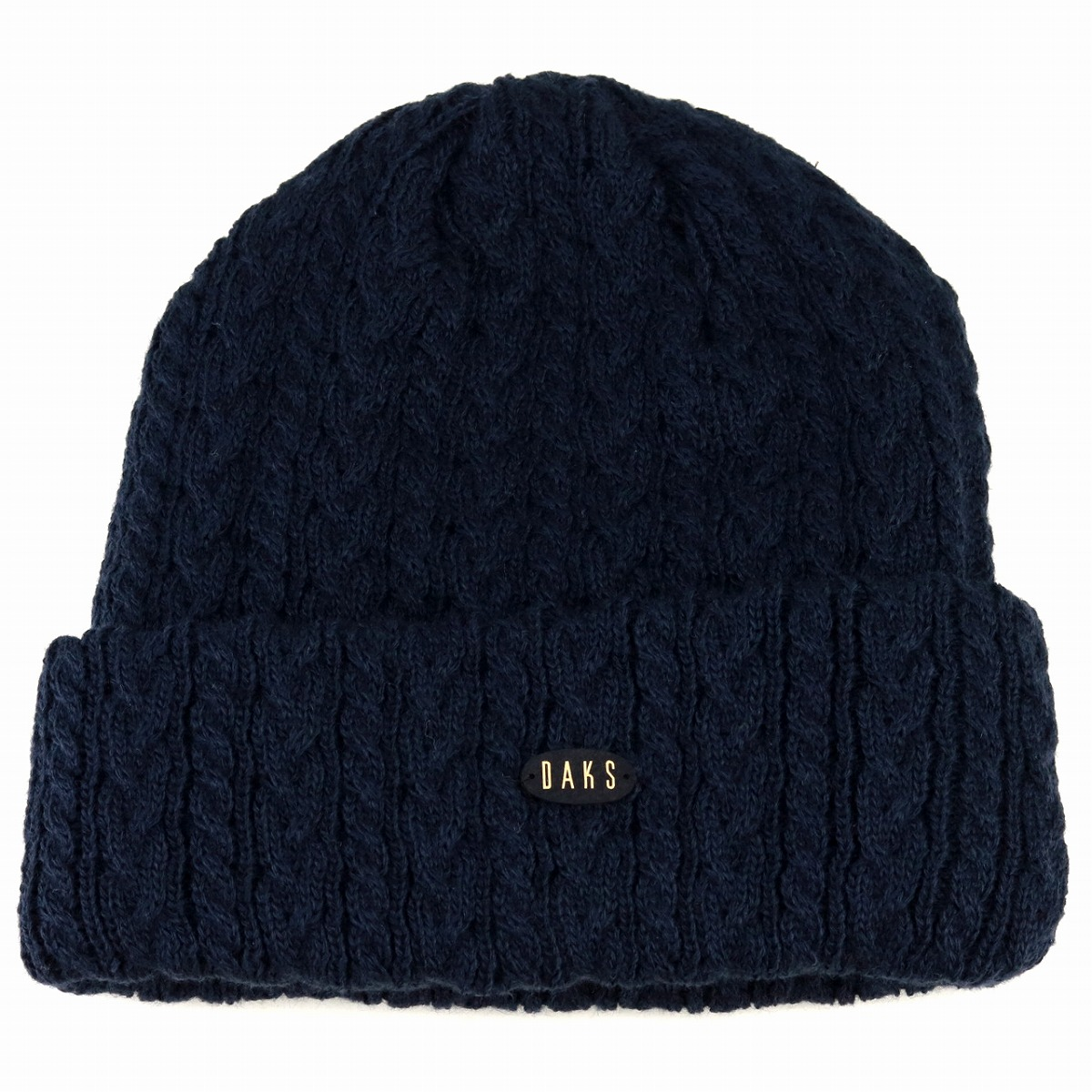 eae516680 It is ニットワッチ fashion / dark blue navy [beanie cap] man Christmas present  hat Lady's knit hat Shin pull plain fabric adjustable size ...