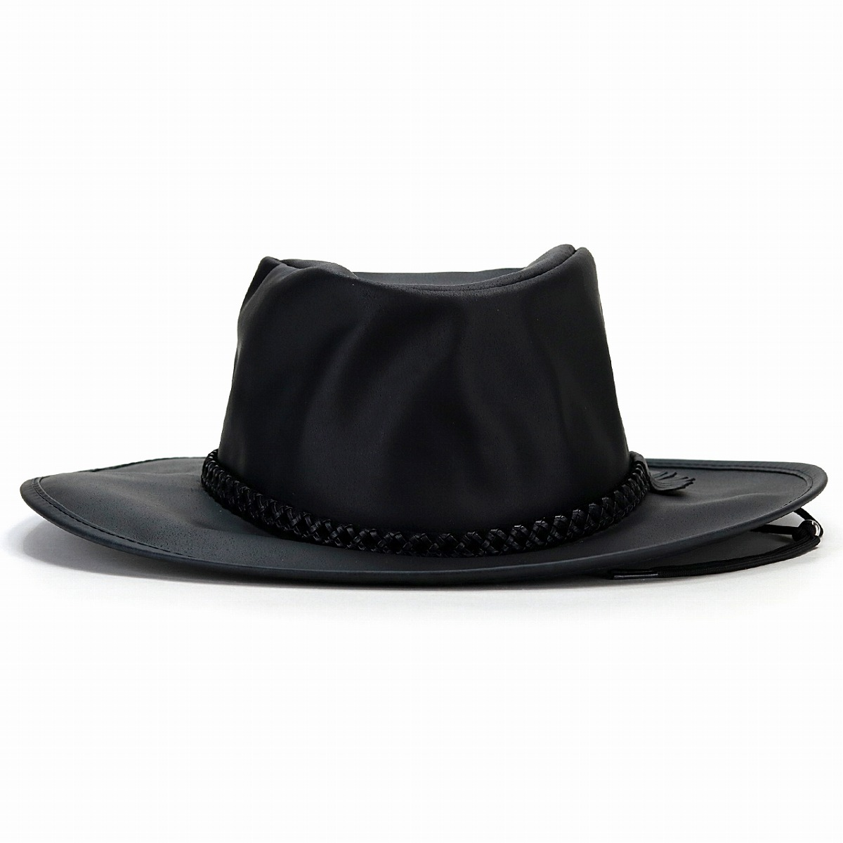 c9a8d9417d7 ... Product made in hat men Head n Home cowboy hat leather genuine leather  United States ...
