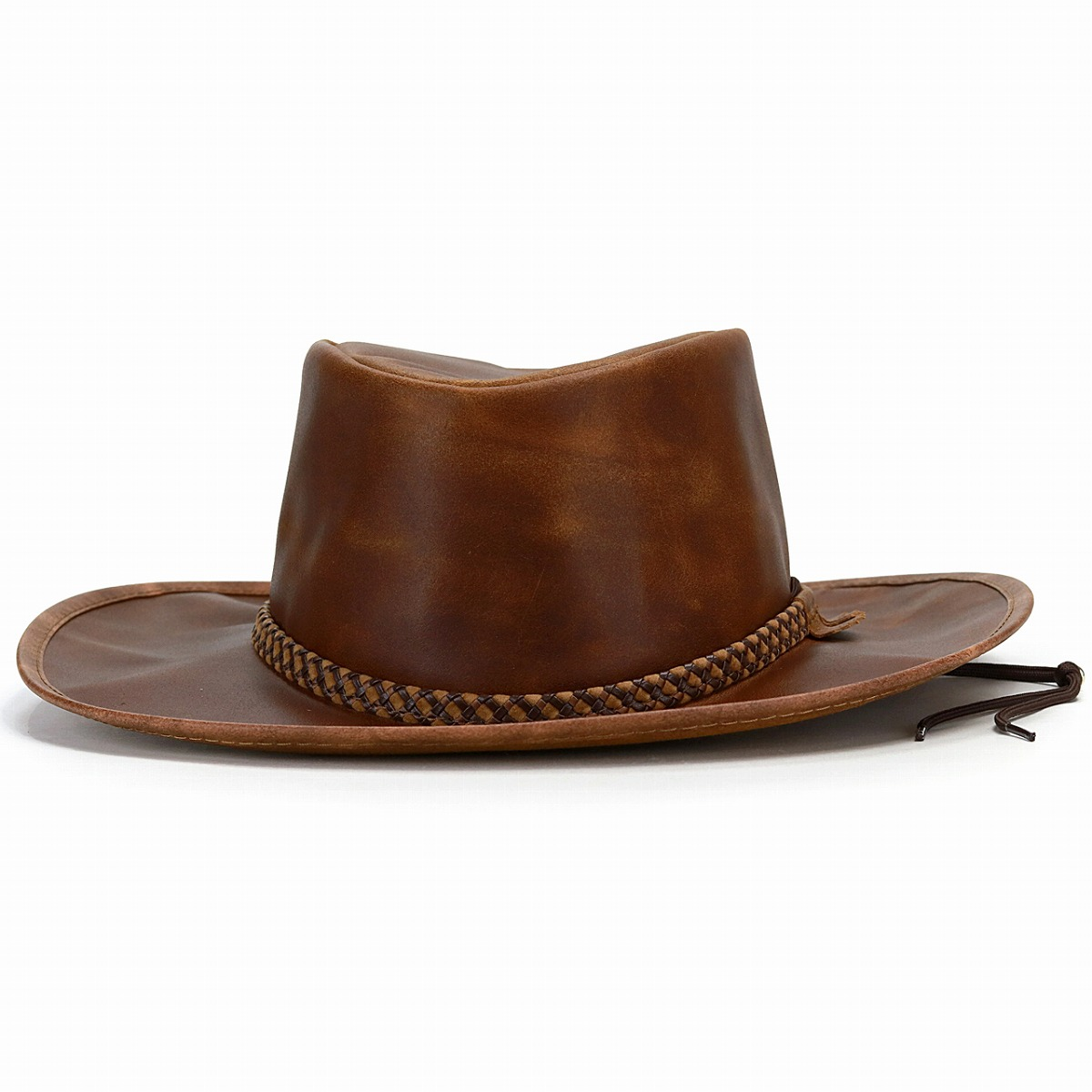 ... Product made in Head n Home cowboy hat leather men hat genuine leather  United States ... 876dfa36341