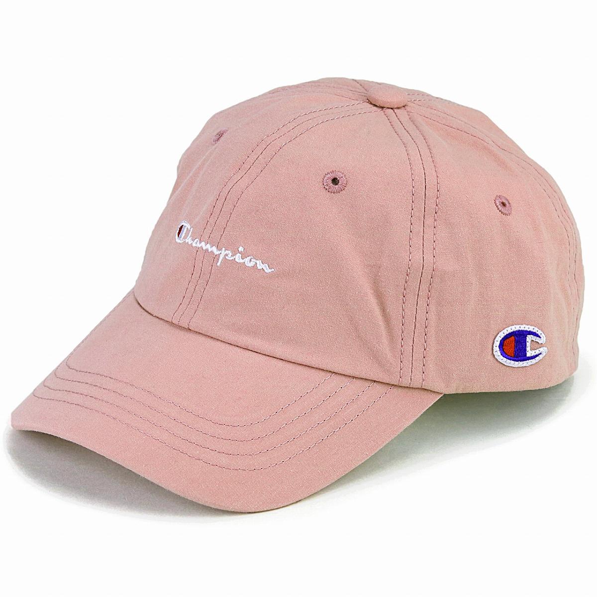 20ba6b1ea10 ELEHELM HAT STORE    pink  baseball cap  birthday present Christmas gift  lapping for free that a Champion cap Lady s champion logo cap men thunk  pull low ...
