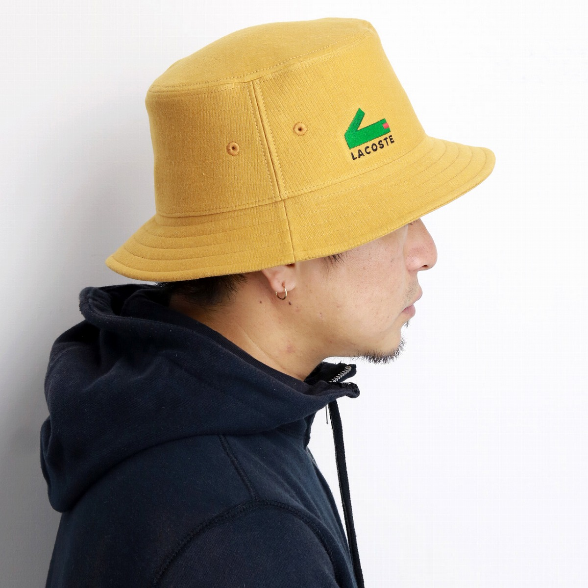 e7da1a8c37ae0c ELEHELM HAT STORE: Hat Sakha re-men's Lacoste hat Lady's lacoste safari hat  Shin pull pail hat plain fabric crocodile brand awning outdoor mountain  climbing ...