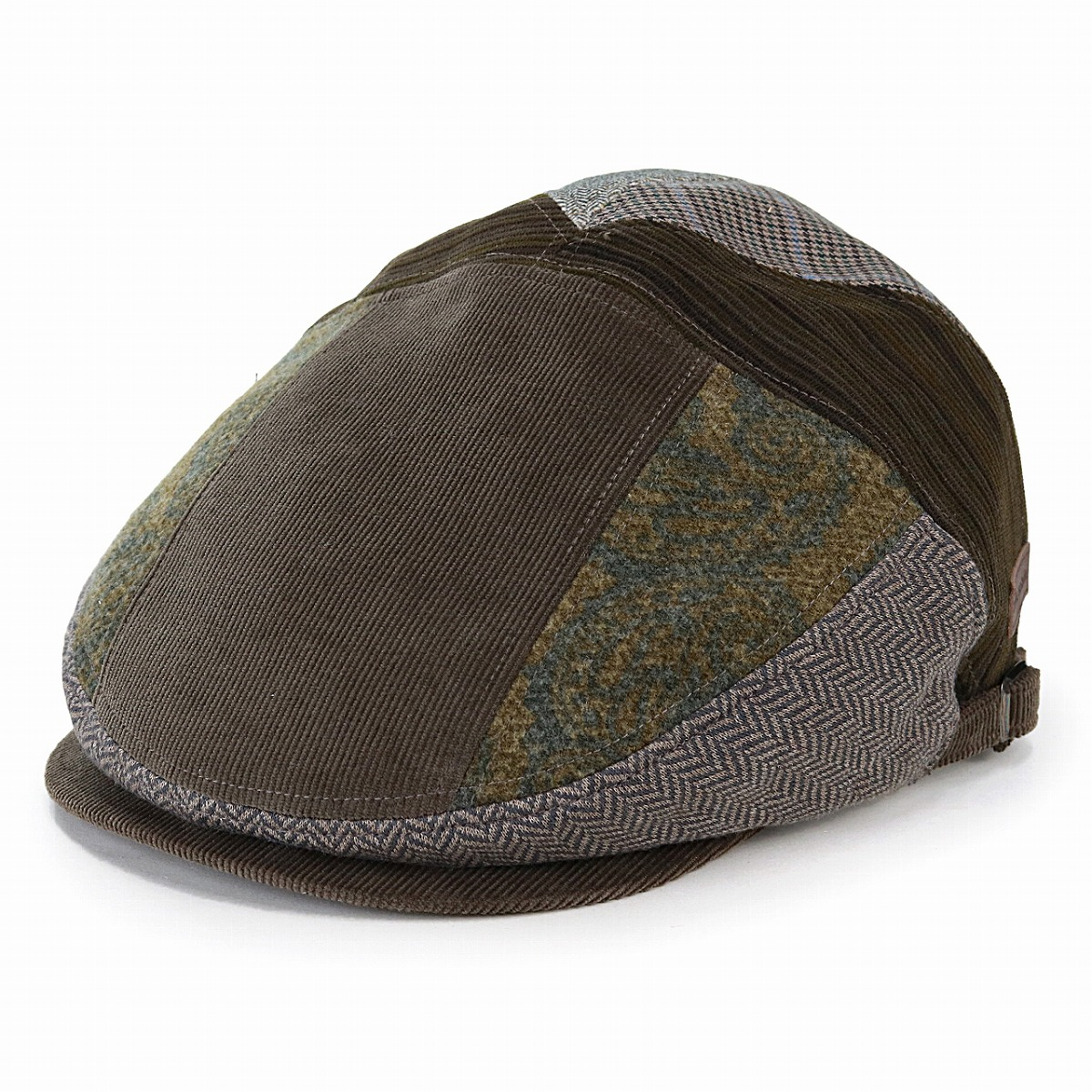 f640e2636d292 Ivy cap   tea brown  ivy cap  Christmas present hat man made in Mila Schon  hunting cap men patchwork milaschon hat Italy brand corduroy check hunting  cap ...
