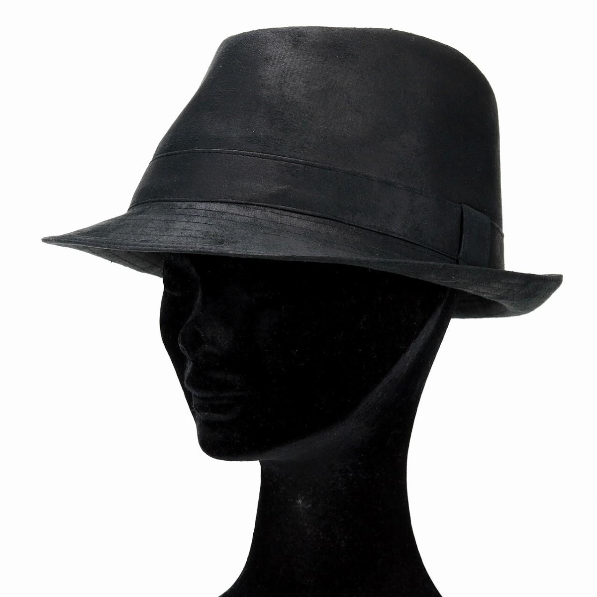 0705dddeffefd The adult ぼうし   black black  fedora  Christmas present gift that the size M  L XL Shin pull soft felt hat hat which Dobbs hat men fake leather hat DOBBS  ...