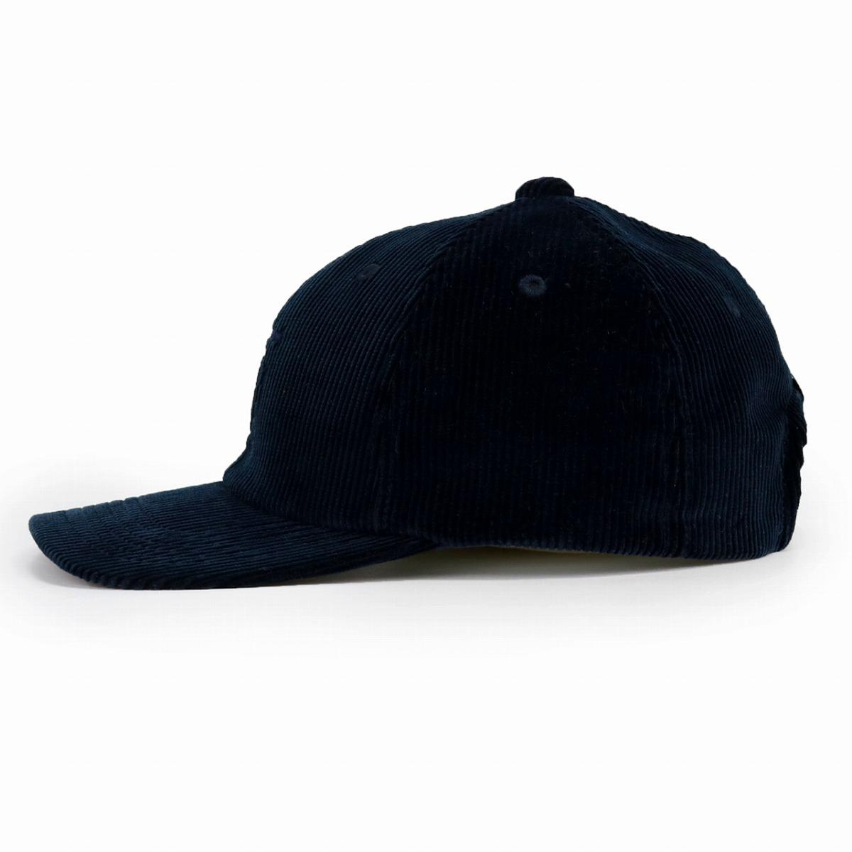 ef40f0145c3 ELEHELM HAT STORE  Men corduroy cap Lady s dark blue navy  baseball ...