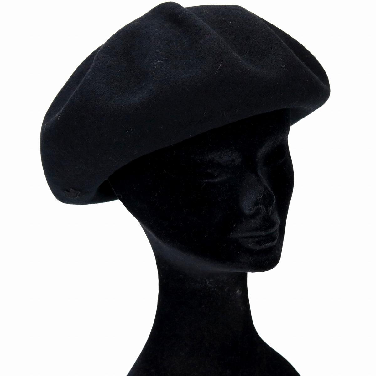 nouveaux produits chauds enfant recherche de véritables Lacoste beret men lacoste Basque beret Shin pull beret hat Lady's plain  fabric LACOSTE hat one point hair 100% 57cm size adjustment unisex casual  ...