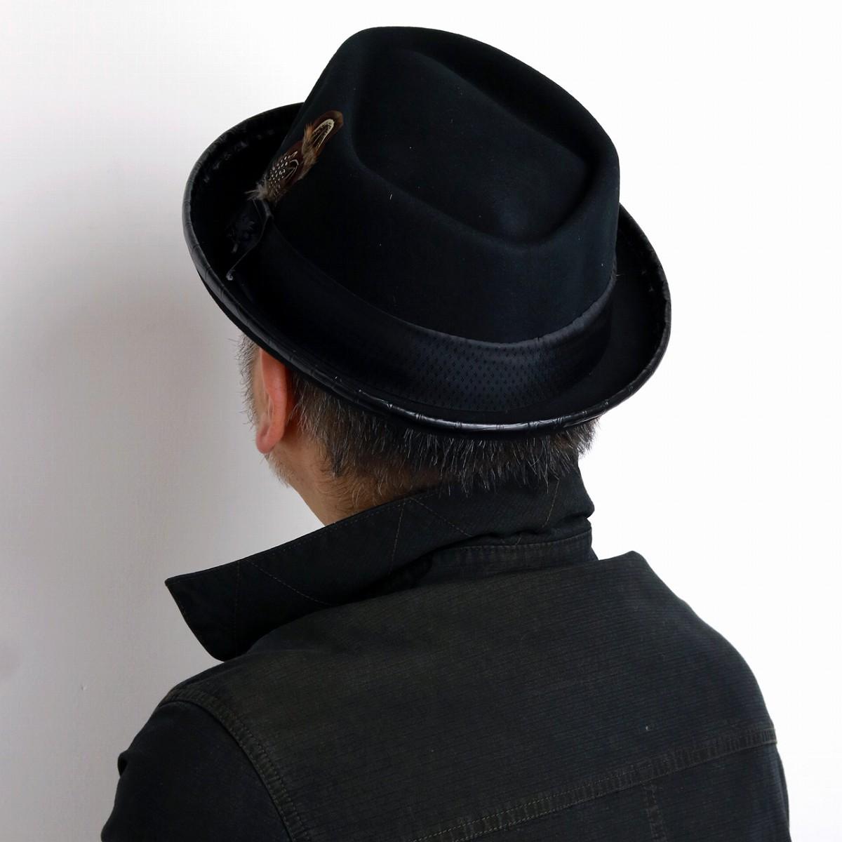 da050824 Trilby Hats For Men Black - Latest and Best Hat Models