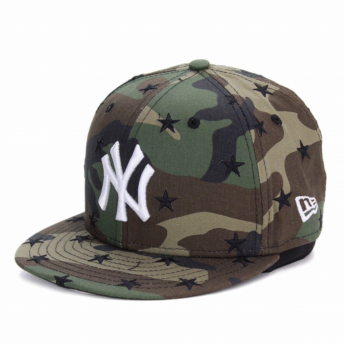 243b9c80bfbbf ELEHELM HAT STORE  NEWERA kids cap KIDS hat patterned stars 59FIFTY ...