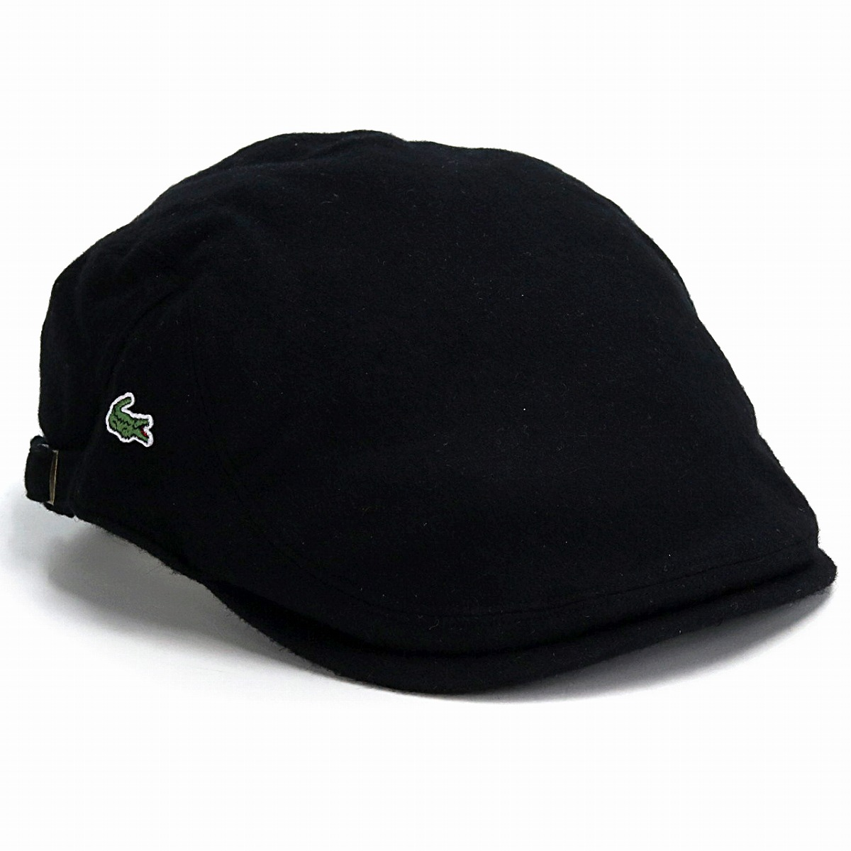 Wool hunting cap crocodile brand sports lacoste hunting cap hat Lady s ivy  cap Shin pull plain ... 398a7b0e4d26