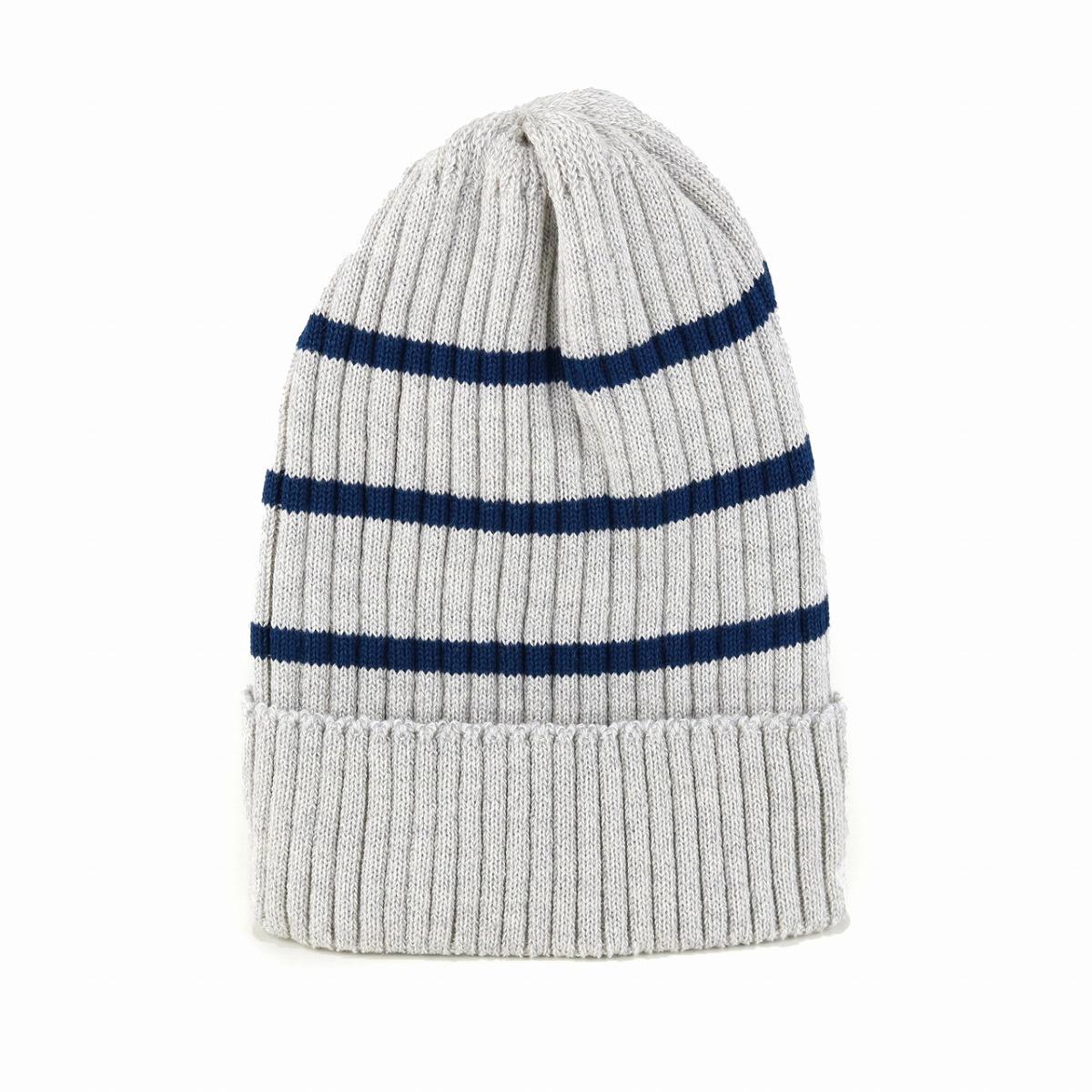 3f312355537 ELEHELM HAT STORE  Adjustable size unisex   light gray  beanie cap ...