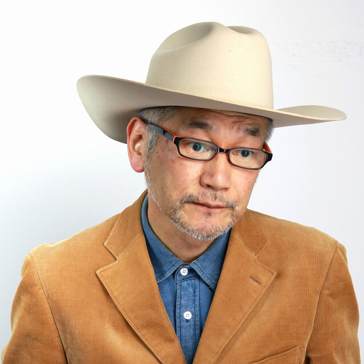 Brand Gentleman Ivory White Vaughn Cowboy Hat Stetson Hat Mail Order Man Hat Christmas Gift Present Made In The Cowboy Hat Men Stetson Hat