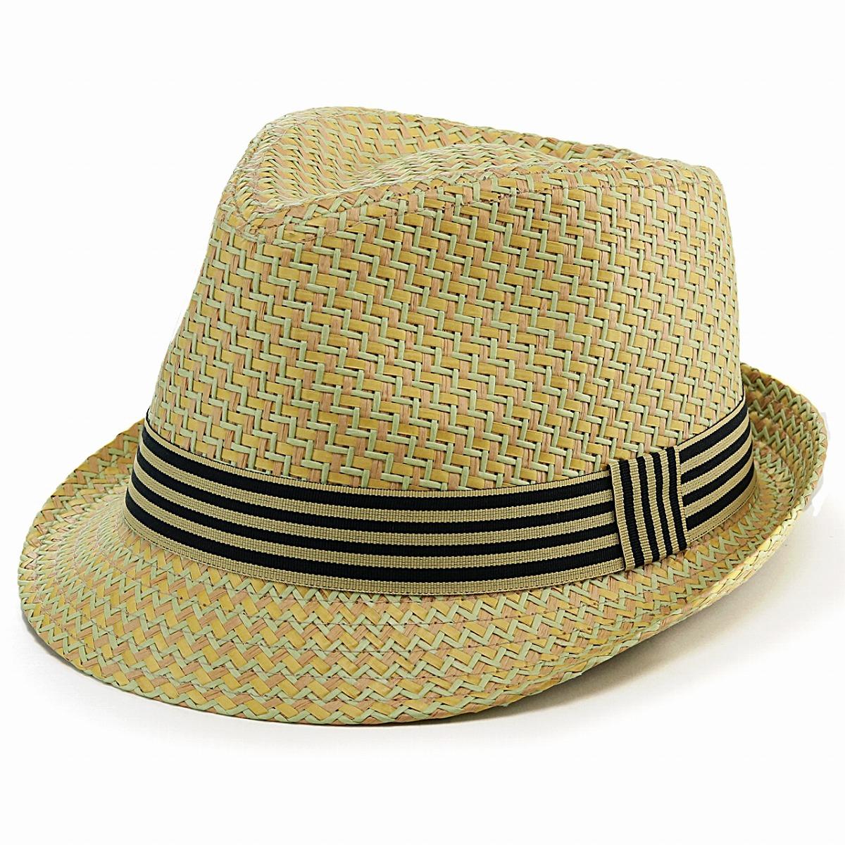 17aa2457f4166b Beige. A brand:HENSCHEL. Paper soft felt hat hat Henshel United States green  pink ...