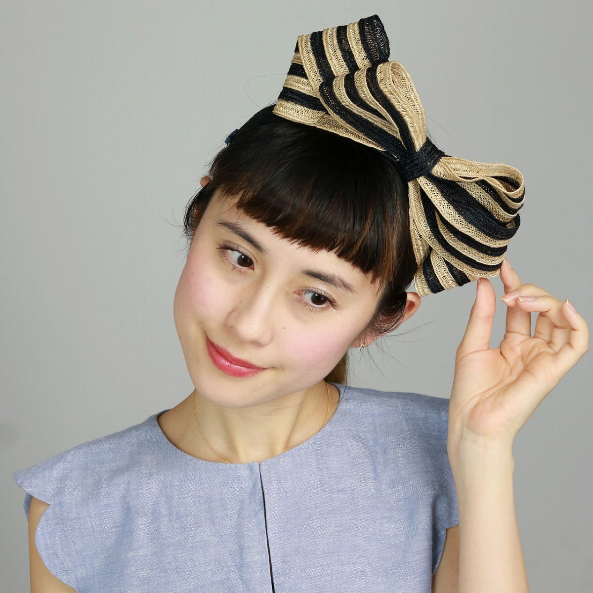 ELEHELM HAT STORE | Rakuten Global Market: Rosy hat ribbon ...