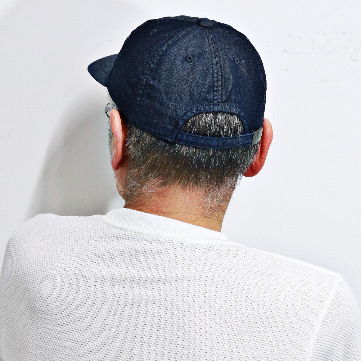 DAKS Cap mens denim baseball cap ducks baseball hat men Cap GIZA 92 luxury  cotton daks fashion Hat fashion accessory long brim adjustable Japan-Navy  Navy ... 454bf48c287