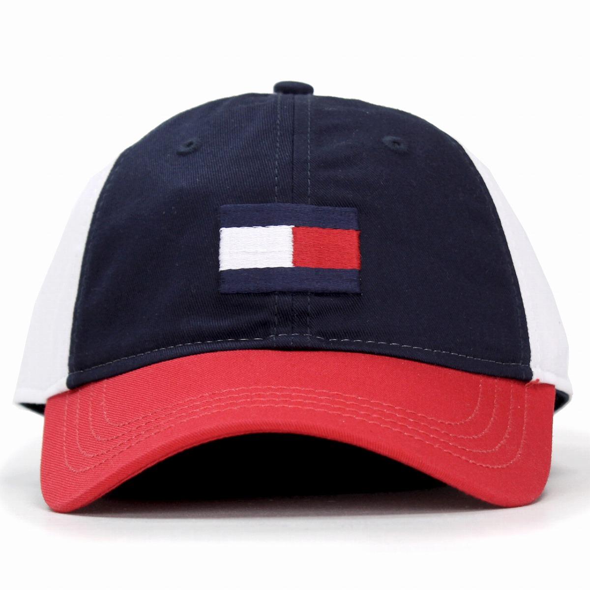 34f8f01bfbbda Navy. A category Cap. トミーヒルフィガーベースボールキャップ ALINGHI CAP Tommy Hilfiger casual cap  men ...