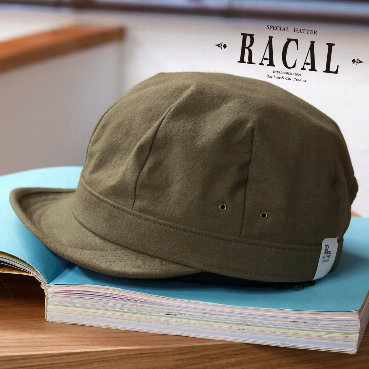 ... awning racal military cap Shin pull plain fabric cotton CAP brand  fashion casual accessory outdoor   olive  cap  man birthday made in hat  キャップメンズ ... 55c76e41e56b