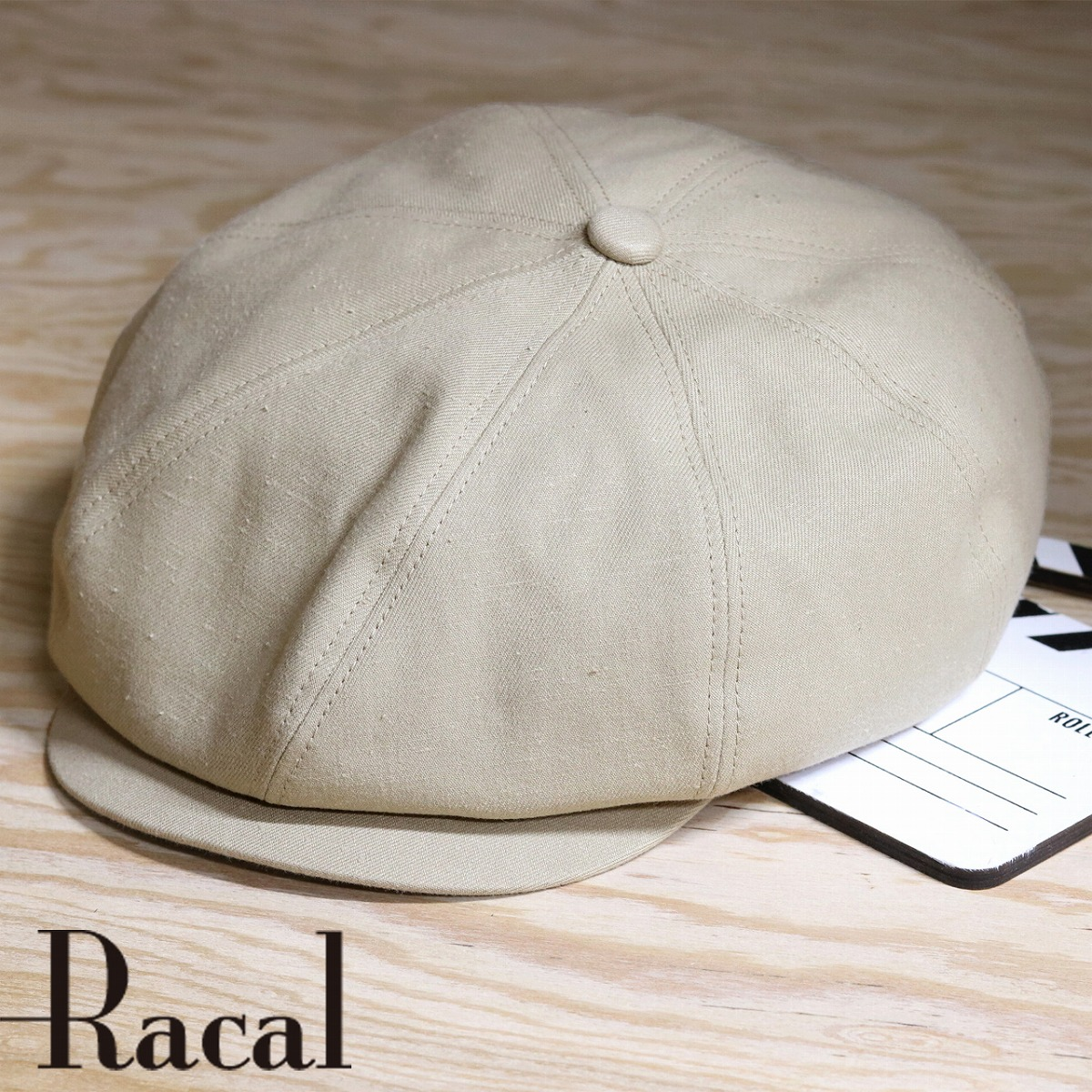fd393fe7 It is a gift present on product made in racal casquette men cotton Cass CAP  brand natural hat plain fabric 8 panel Cass saliva awning Shin pull  asymmetric ...