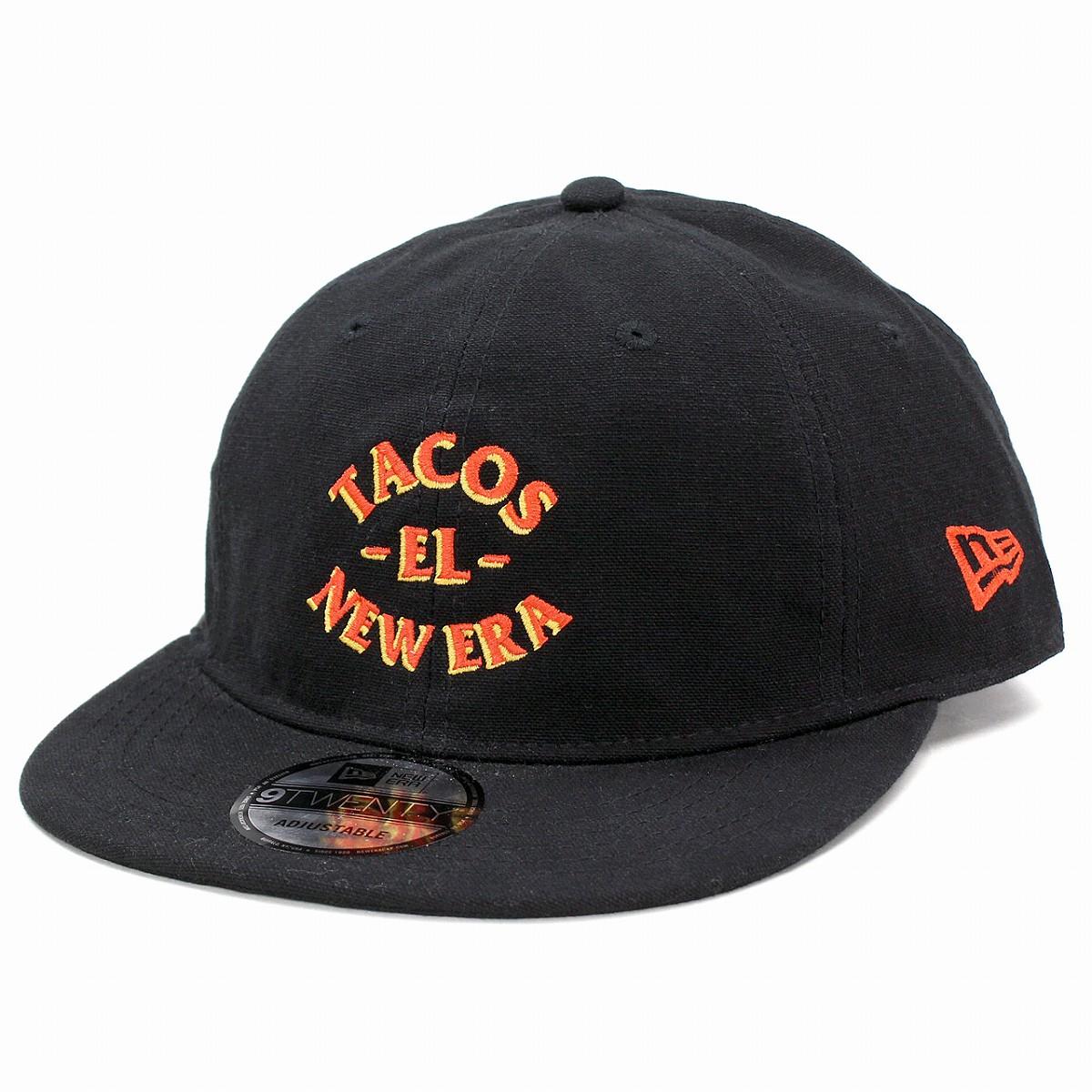 5efd0b23d80 Black. A brand NewEra. Front logo duck canvas black black with new gills cap  NEWERA tacos TACOS Mexico tacos shop ...