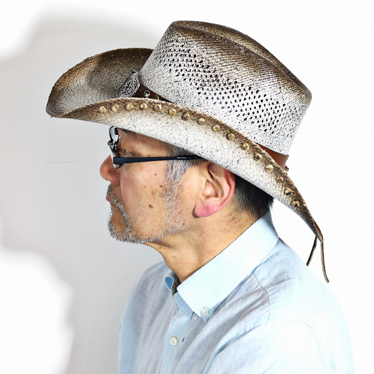 Natural. A brand California Hat Company Inc. Panama hat western hat  California Hat Company Inc. California hat high quality ten gallon ... 0dd063cf11dd