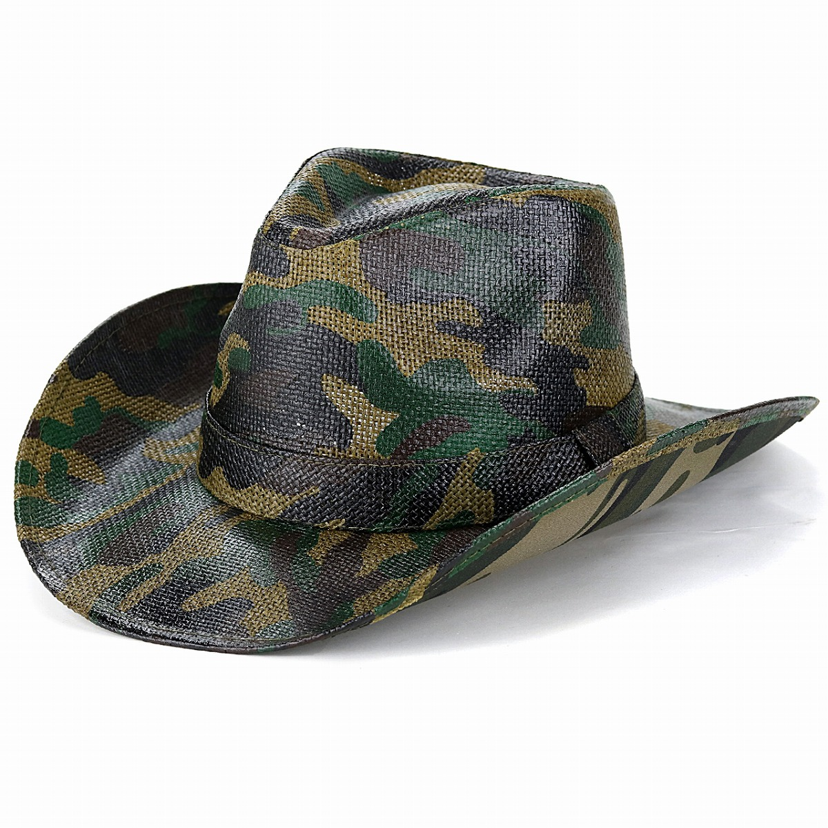 Ten-gallon hat camouflage pattern California hat hat men cowboy hat  camouflage import Lady s western hat United States California Hat Company  Inc. awning ... 9d057961434