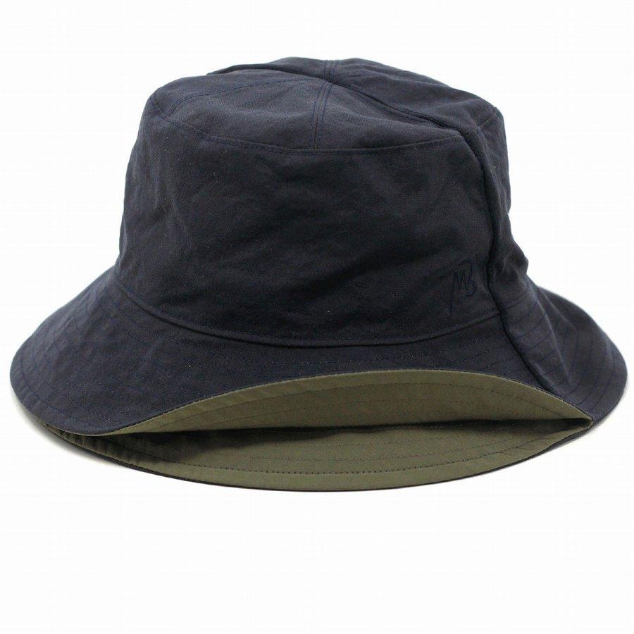 撥水 ハット メンズ アウトドア 帽子 折りたためる帽子 ナイロン MAISON Birth 野外フェス 帽子 撥水加工 サハリハット レディース 帽子 メンズ / 紺 ネイビー [ bucket hat ] プレゼント 男性 帽子 ギフト