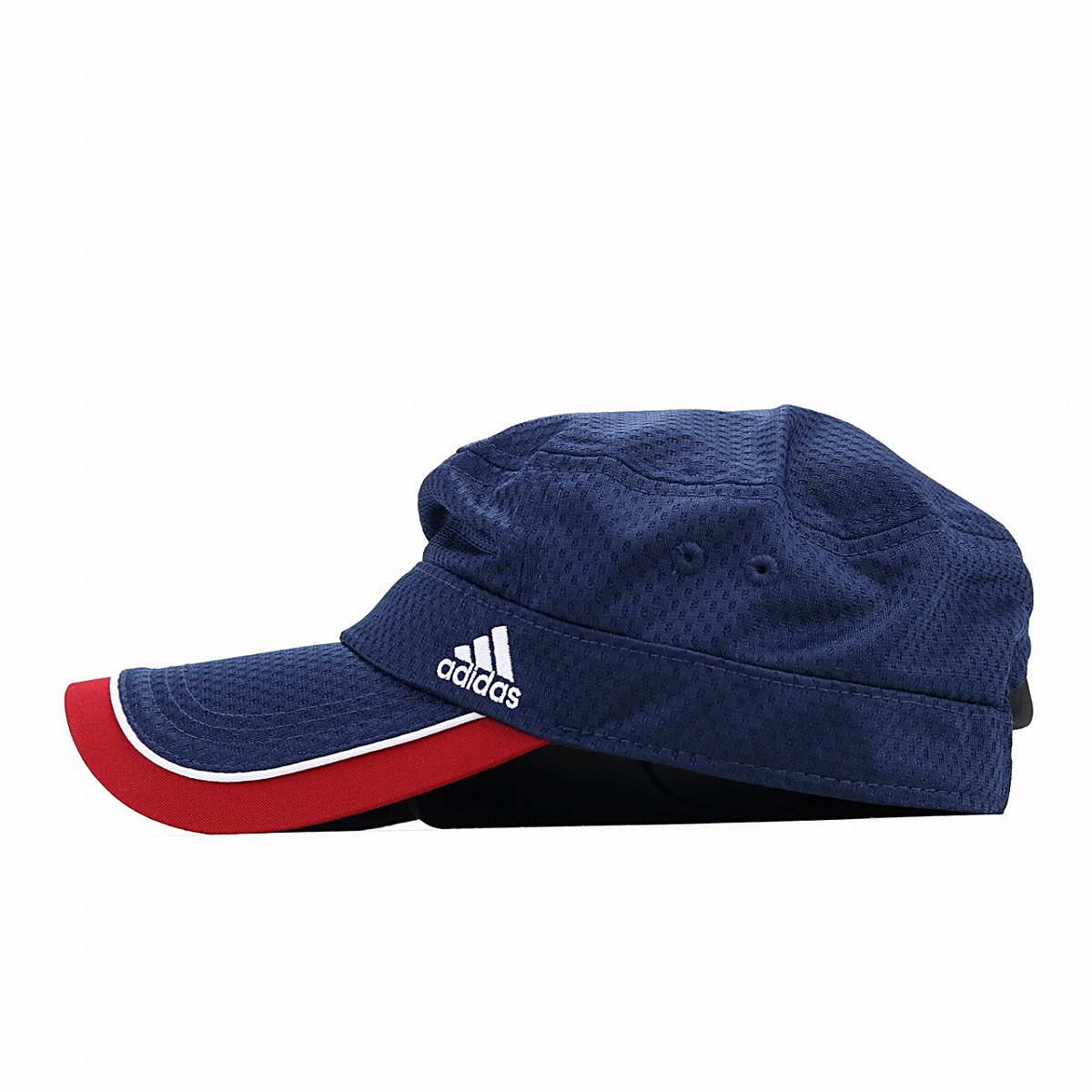 Dark blue navy [cadet cap] Father's Day gift present with work cap men  adidas cap Lady's big hat Adidas cap mesh sports cap aqua hall 57cm - 60cm  59cm