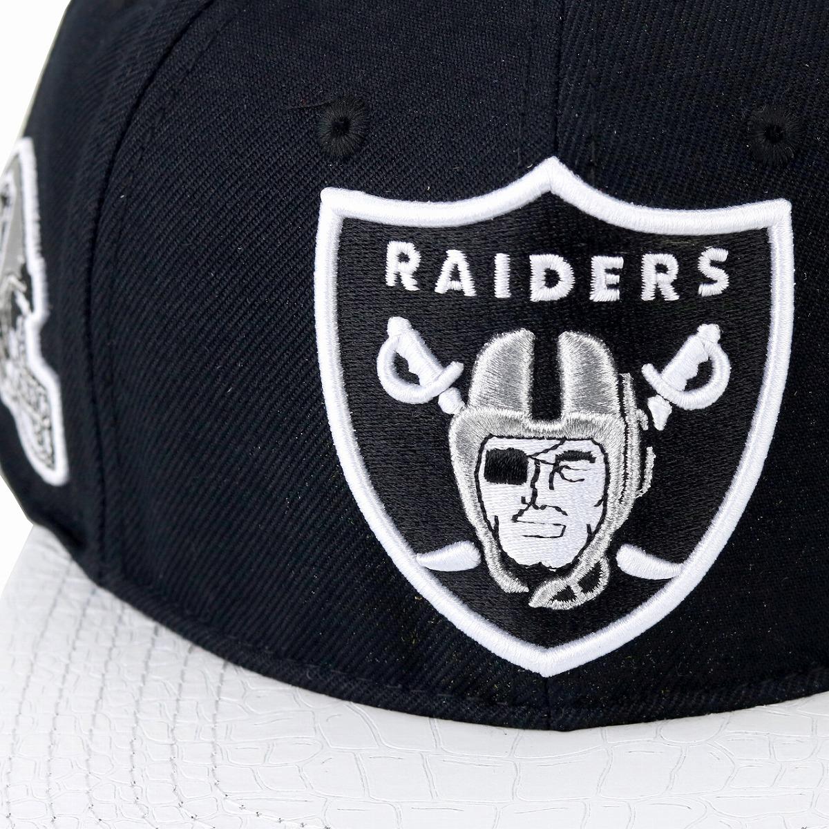 Professional standard NFL logo cap Oakland Raiders logo men gap Dis hat Pro  Standard Oakland Raiders black   white  baseball cap  542e1cf57dc