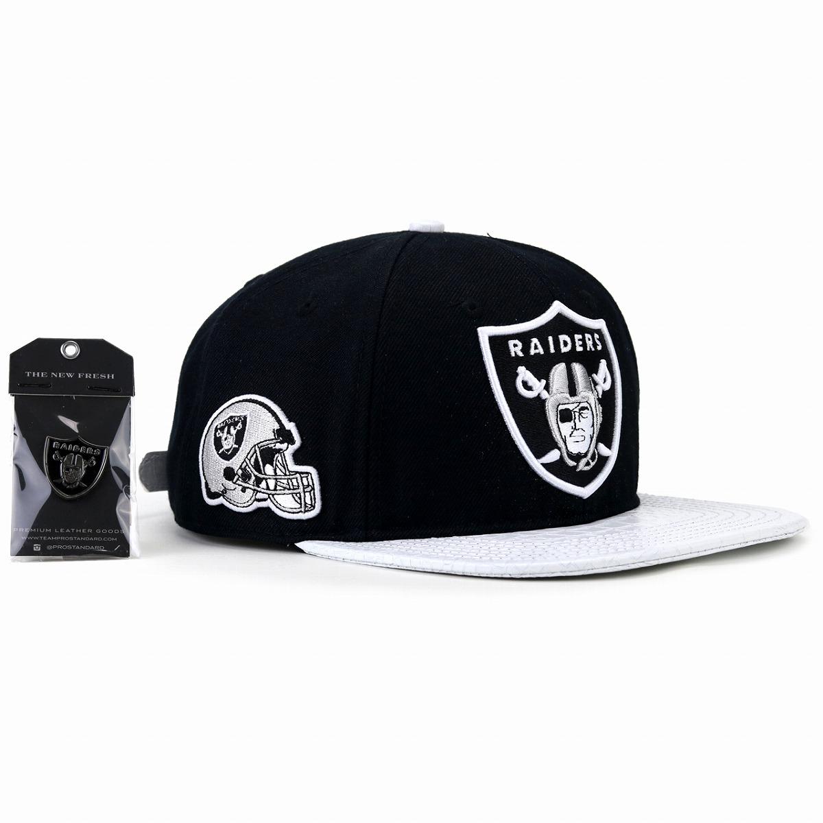 Black   white. A brand PROSTANDARD. Professional standard NFL logo cap ... bdfb2da74d7