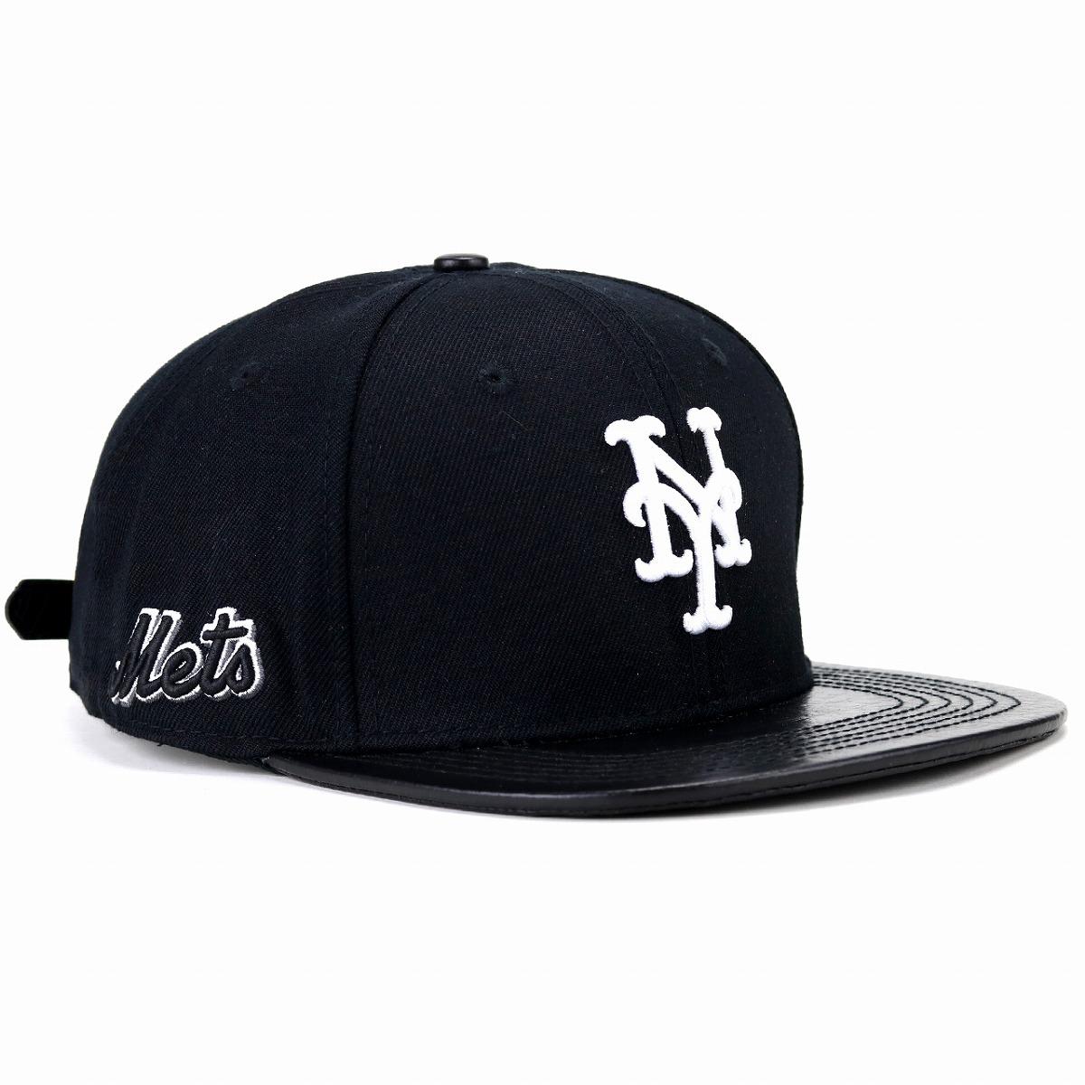 new product 0172f ee192 New York Mets logo cap professional standard MLB New York Mets Logo cap men  gap Dis hat Pro Standard baseball cap black black [baseball cap]