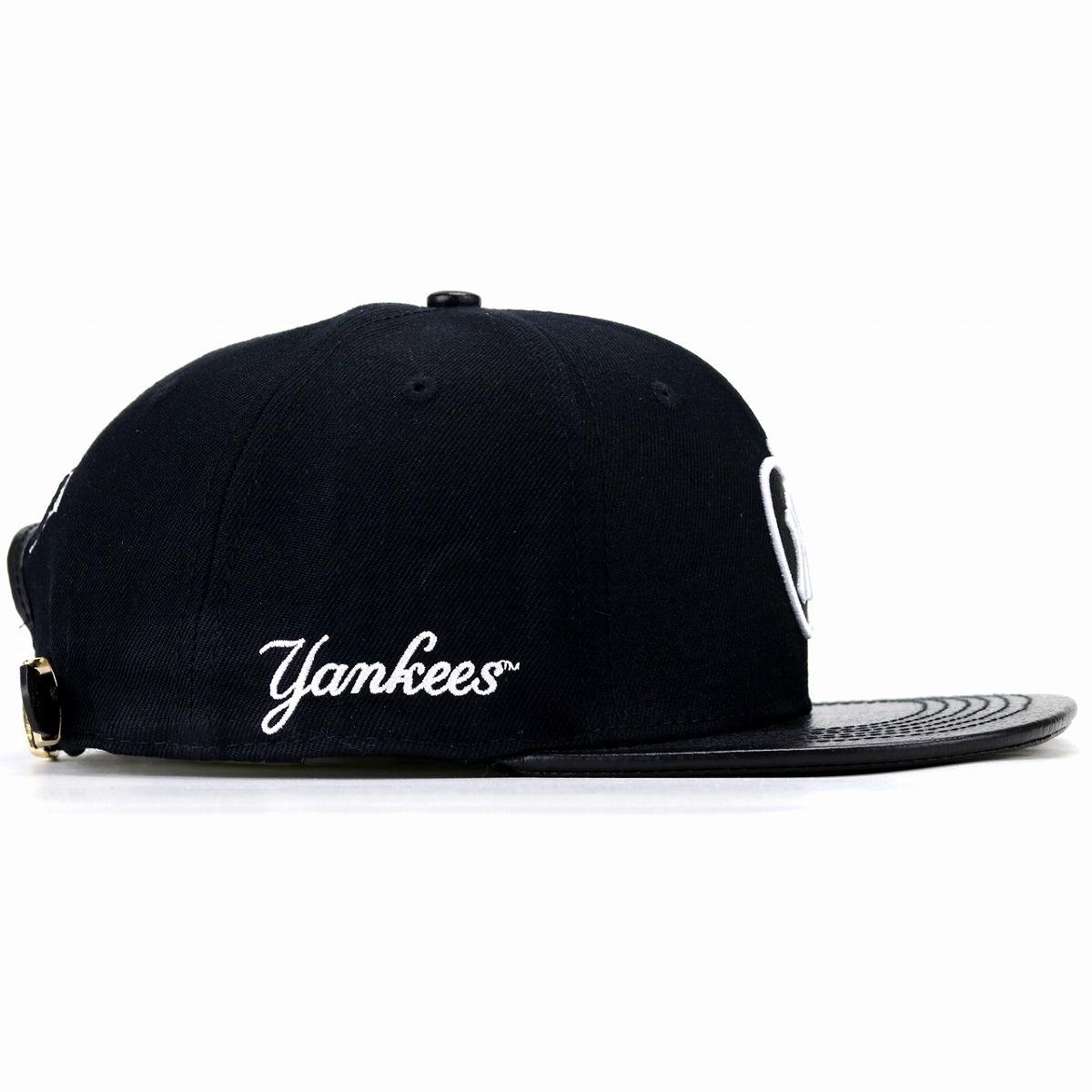 New York Yankees black big apple cap professional standard men gap Dis hat  MLB NewYorkYankees Pro Standard black   black  baseball cap  a544d3ed568
