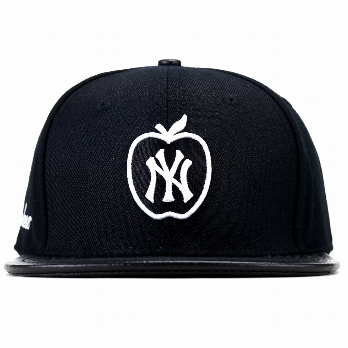New York Yankees black big apple cap professional standard men gap Dis hat  MLB NewYorkYankees Pro Standard black   black  baseball cap  5e69f394984