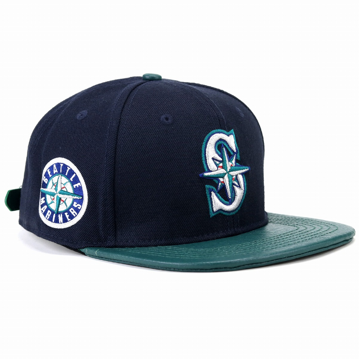 Pro Standard Seattle Mariners logo cap Seattle mariners Logo cap MLB men  gap Dis hat pro standard baseball cap dark blue navy  baseball cap  f1c2ea23e468