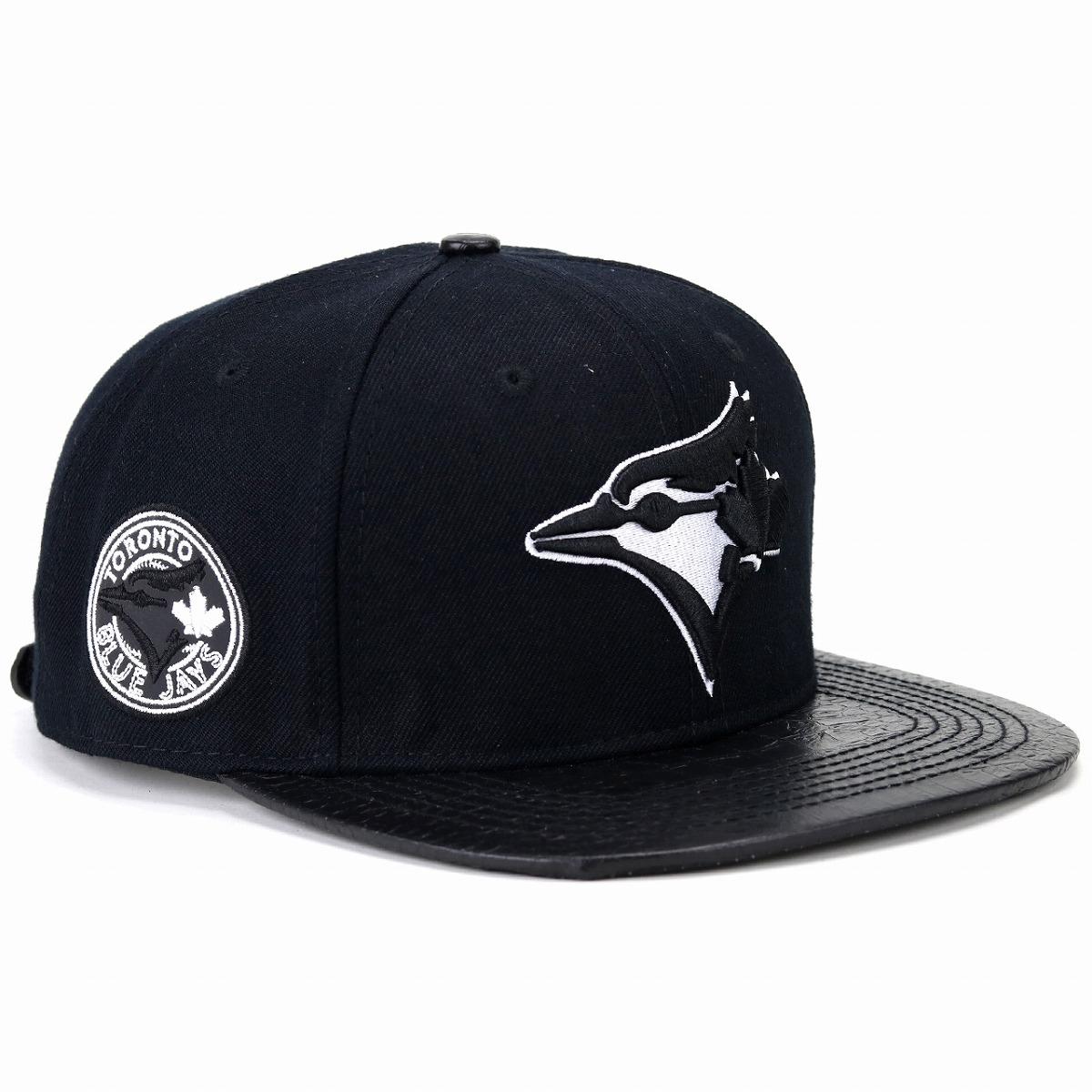 トロントブルージェイズ 3D立体刺繍 キャップ プロスタンダード メンズ レディース 帽子 MLB Toronto Blue Jays Pro Standard 黒 ブラック[ baseball cap ]