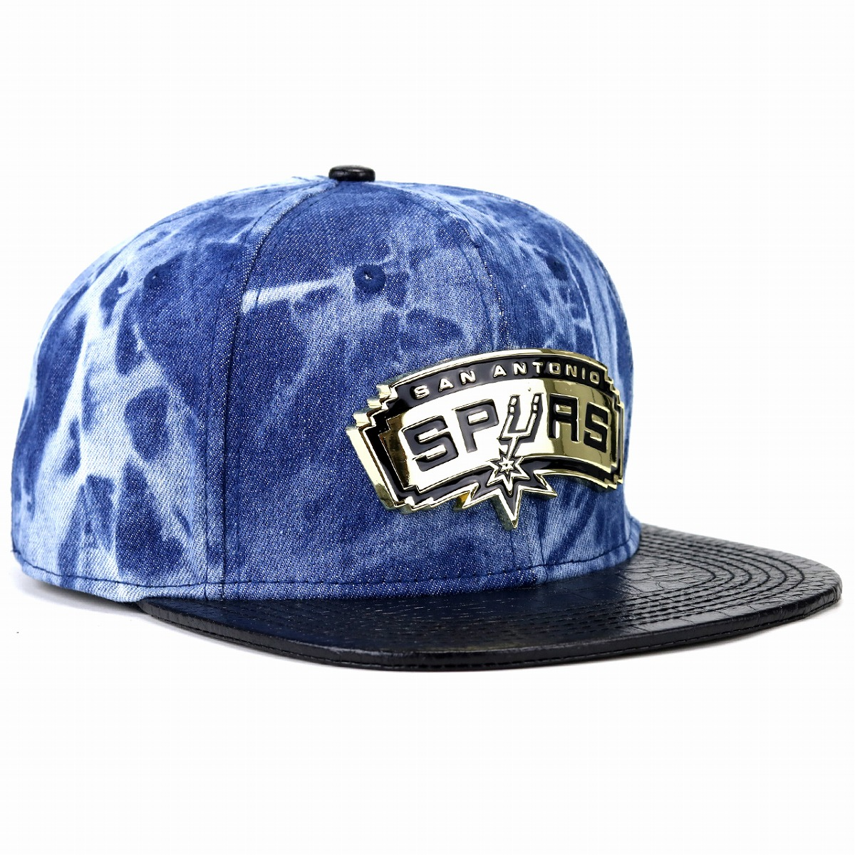 b98f234e866 Sun Ann Toni Spurs cap goods 3D solid logo plate embroidery professional  standard men gap Dis hat NBA SPURS TEAM Pro Standard baseball cap blue blue  ...