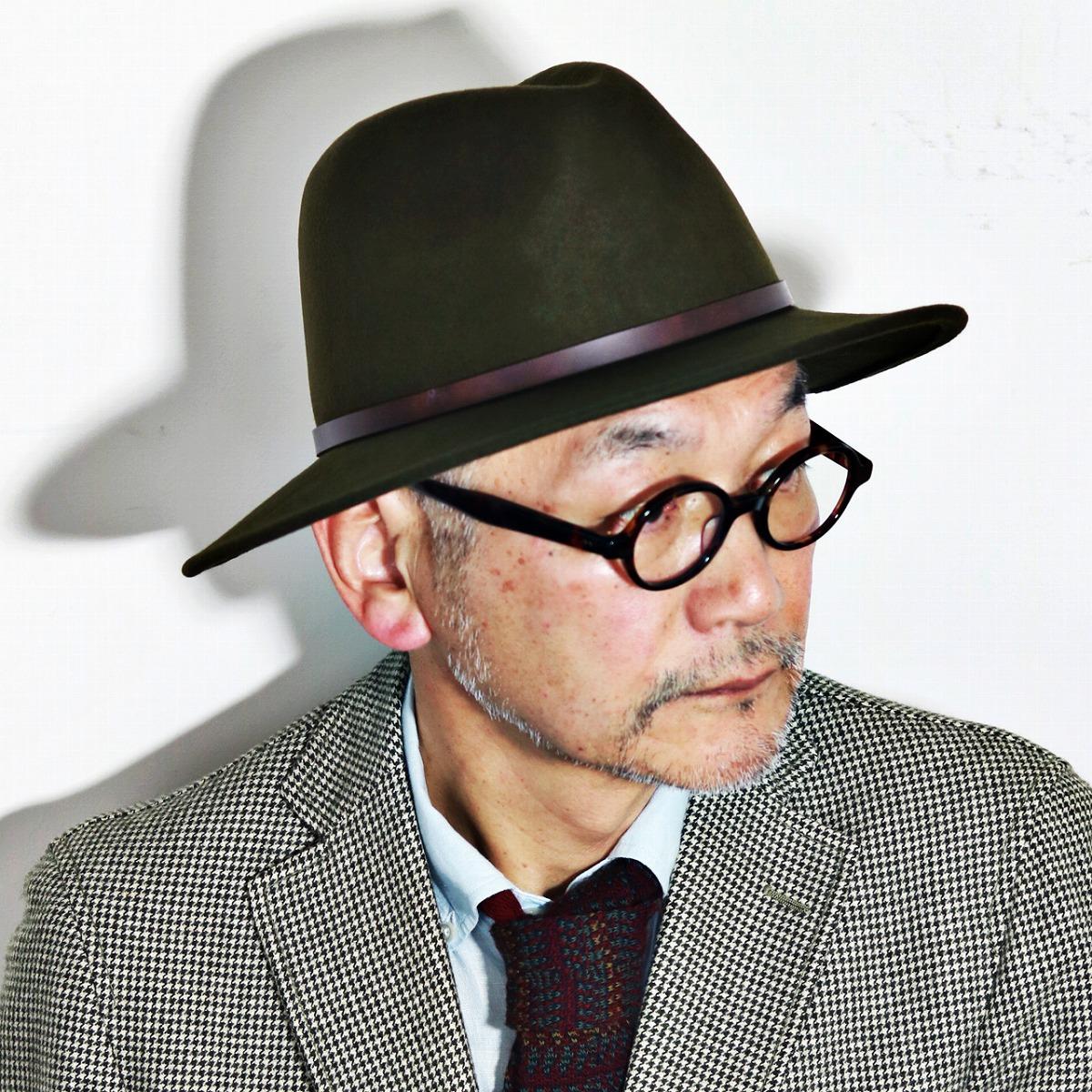 3adaca25b84ed2 Christie's hat men's wide brim Christie's London brim wide Hat autumn/winter  Safari Hat Hat ...