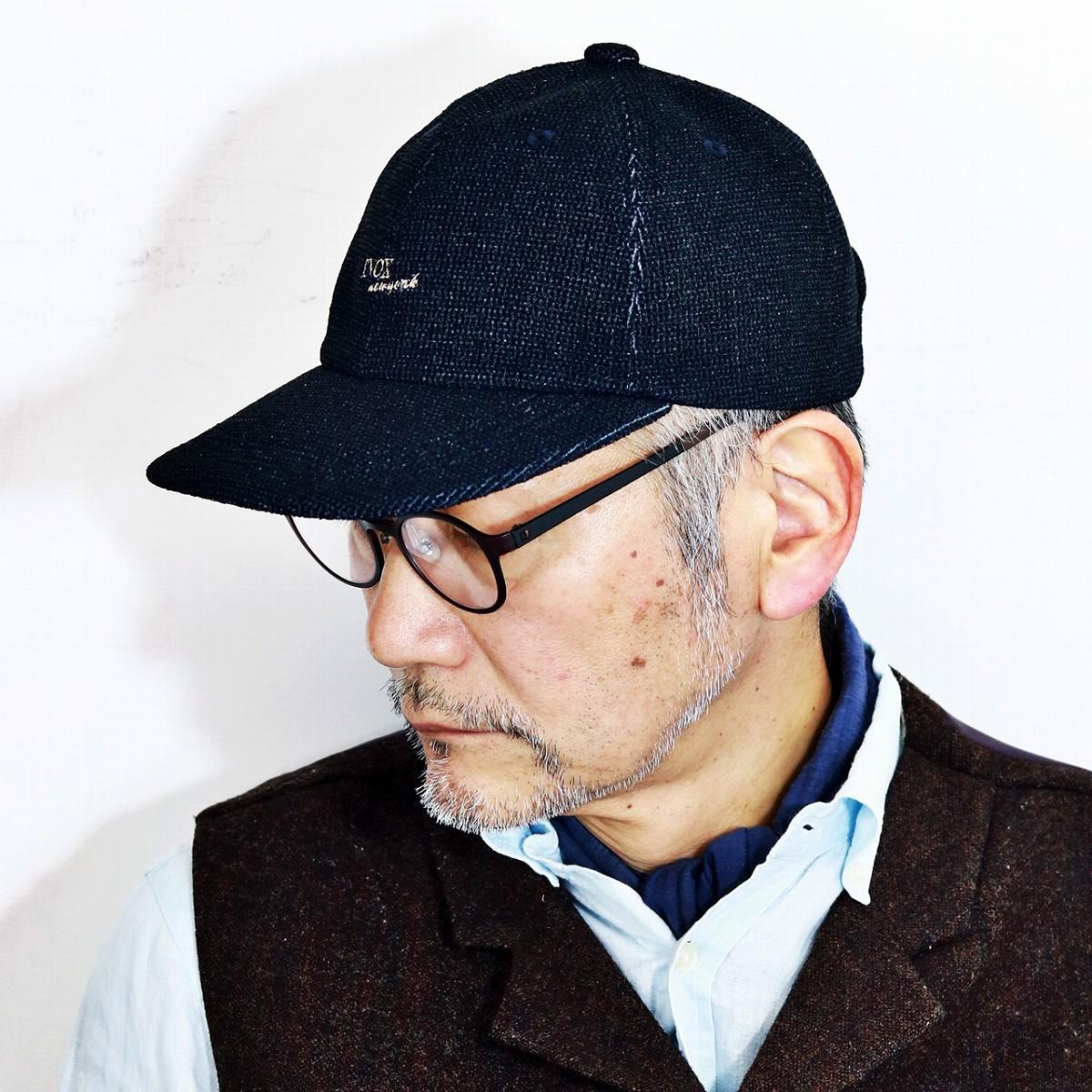 4390f6d6aca59 NEWYORK logo cap gentleman brand knit cap cold protection adjustable size dark  blue navy  cap  Christmas gift birthday present man hat mail order made in  ...