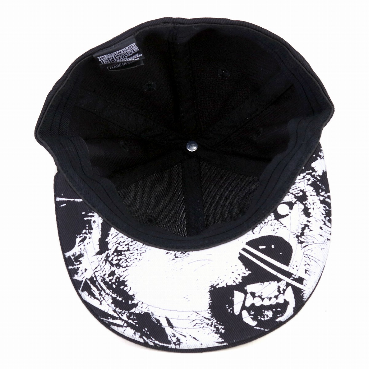 b017823ce63 ELEHELM HAT STORE  Paint black black baseball cap men  baseball cap ...