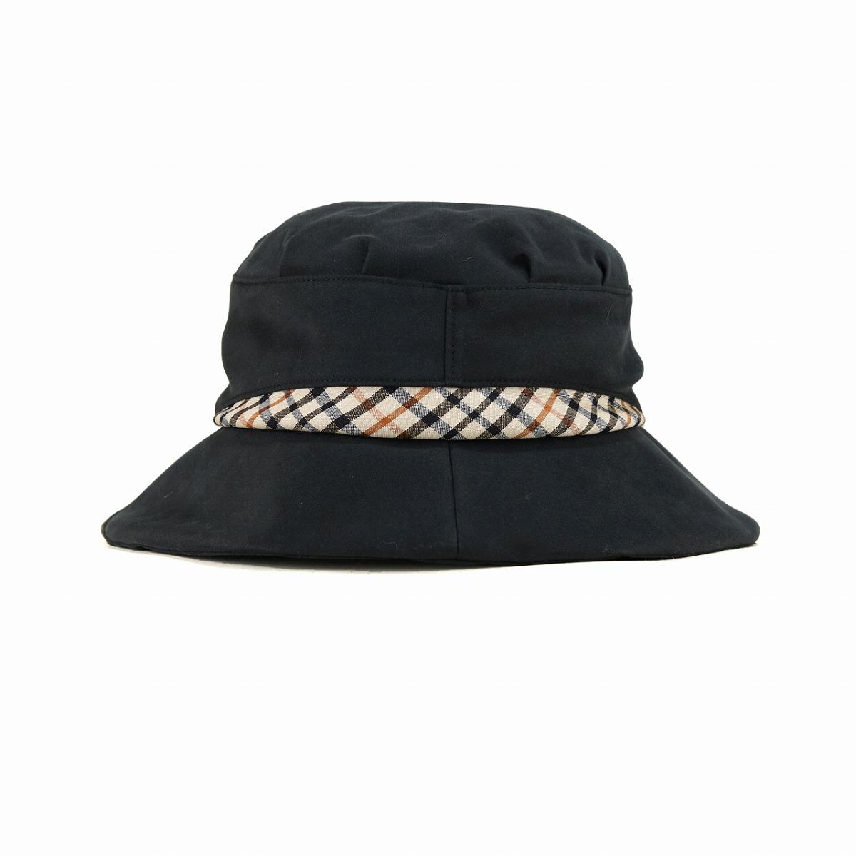 Poplin Ivy Hat by Dorfman Pacific Light Gray
