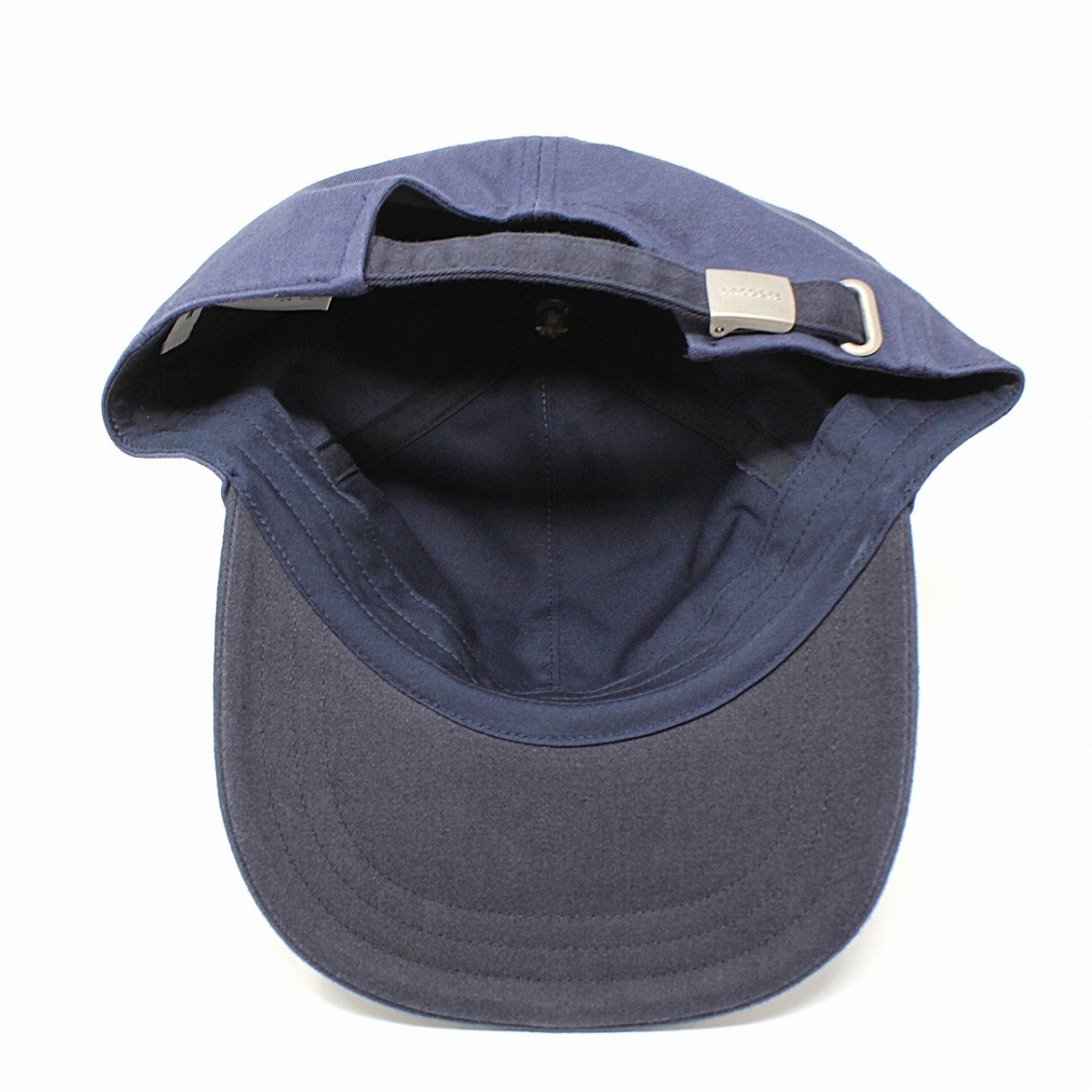 d56abafef02397 ELEHELM HAT STORE: I wash it in the lacoste cap back satin 硫化染 ...