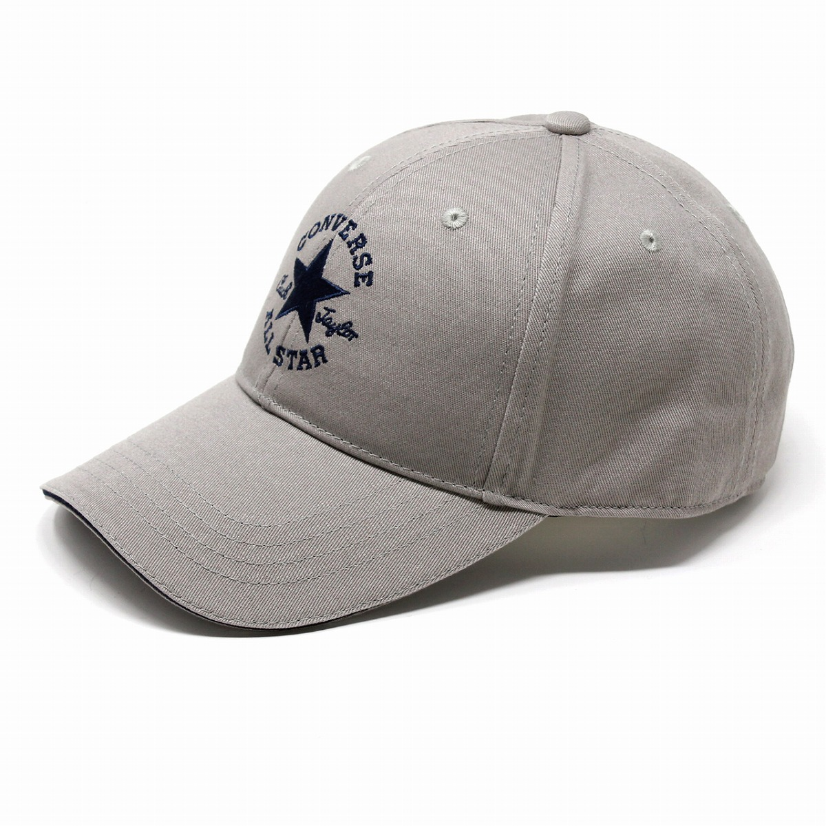 cd64315dd58fb ELEHELM HAT STORE  All 100% of Converse all-stars hat cap ALL STAR twill  cap sports cotton season CONVERSE cap men   gray (Christmas gift packing  lapping ...